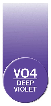 Купить Чернила Chameleon V04 Темно-фиолетовый 25 мл, Chameleon Art Products Ltd., Великобритания