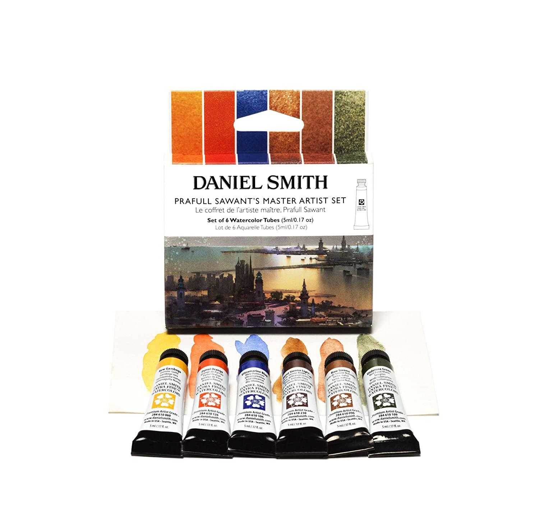 Купить Набор акварели Daniel Smith 5 мл, США