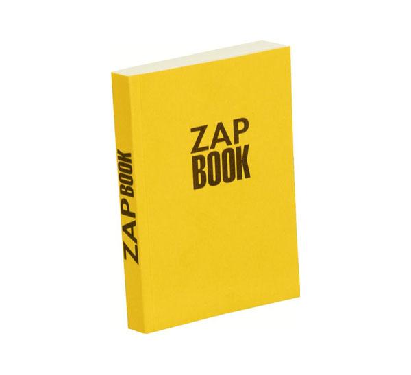 Купить Блокнот для эскизов Clairefontaine Zap Book 10х15 см 160 л 80 г, Франция