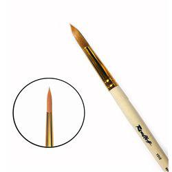 Купить Кисть синтетика №10 круглая Roubloff 1312 длинная ручка п/лак, Россия