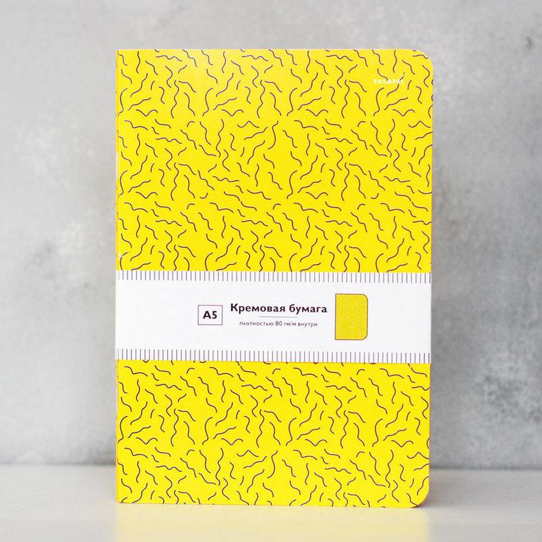 Купить Блокнот FALAFEL BOOKS А5 Brains, Россия