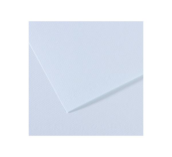 Купить Бумага для пастели Canson MI-TEINTES 75x110 см 160 г №102 лазурный, Франция