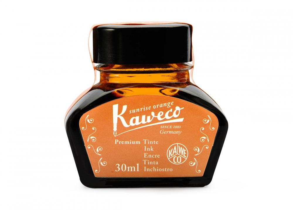 Купить Чернила Kaweco в банке 30 мл Оранжевый, Германия