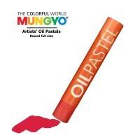 Купить Пастель масляная профессиональная Mungyo, цвет № 513 красный, Южная Корея