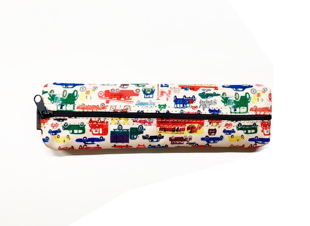 Купить Пенал на молнии, текстиль, Бюро Находок, Россия