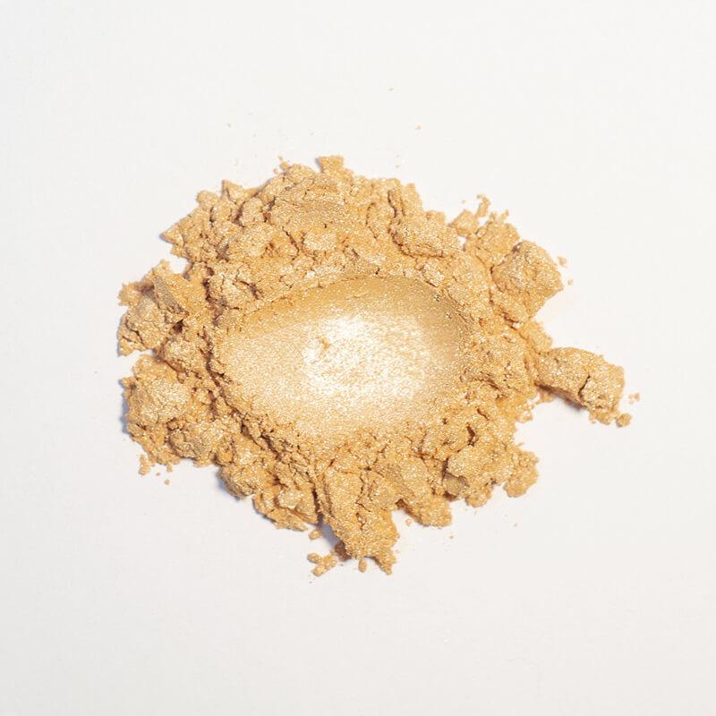 Купить Перламутровый пигмент для смолы ResinArt - крем брюле 10 мл, Франция