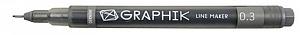 Купить Линер Derwent LINE MAKER 0, 3 мм графит