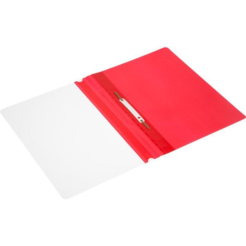 Папка-скоросшиватель Attache Economy А4 красный.