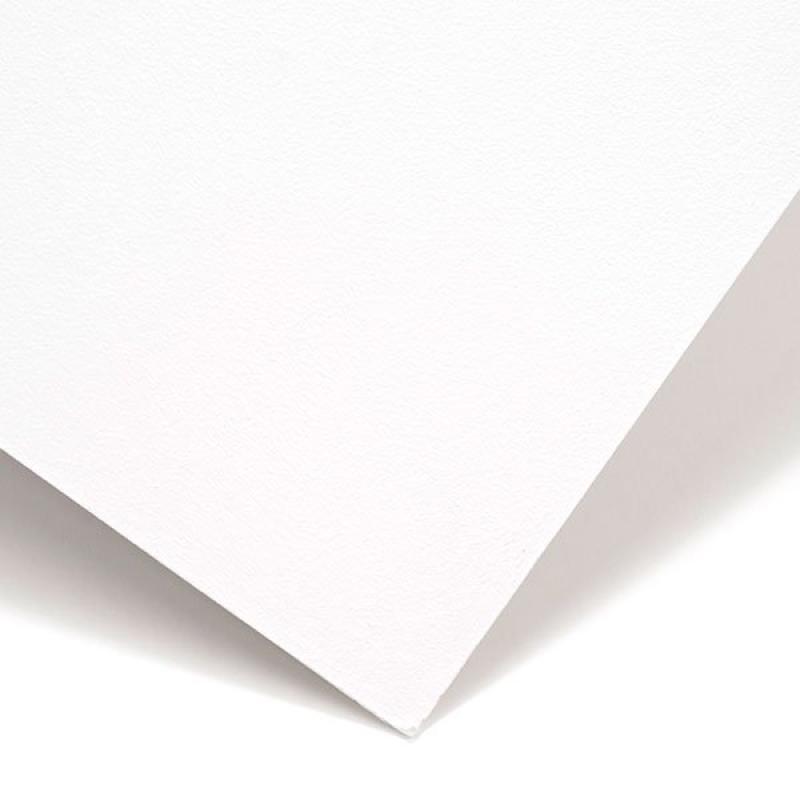 Купить Картон белый, крашенный в массе Decoriton лист 20х30 см 1, 1 мм 680 г, Россия