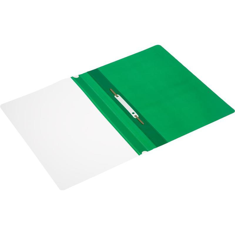 Папка-скоросшиватель Attache Economy А4 зеленый.