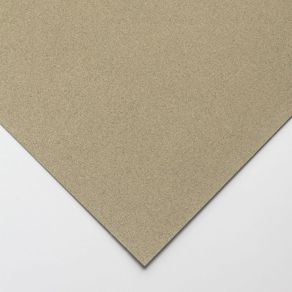 Бумага для пастели Sennelier Pastel Card 50*65 см 360 г, серый светлый, Франция  - купить со скидкой