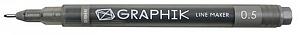 Линер Derwent LINE MAKER 0, 5 мм графит  - купить со скидкой