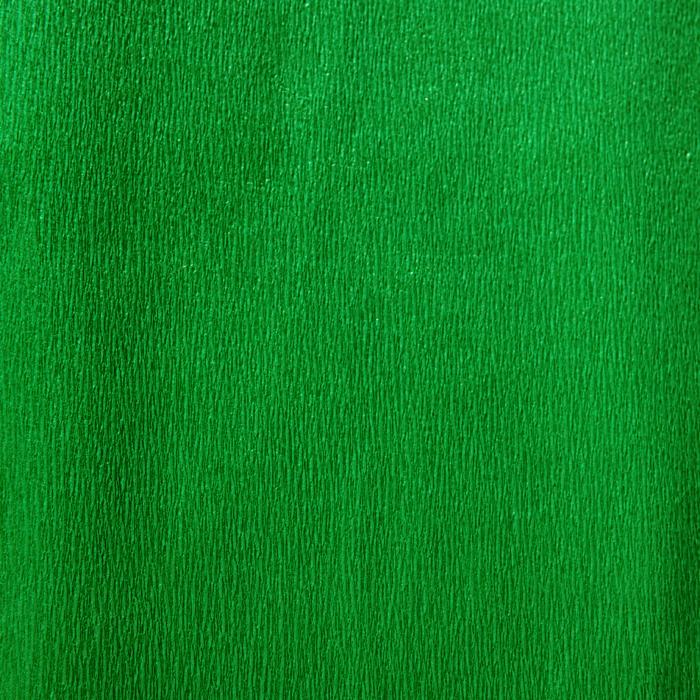 Купить Бумага крепированная Canson рулон 50х250 см 32 г №50 Ярко-зеленый, Франция