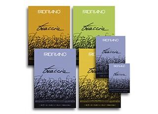 Купить Блокнот для эскизов Fabriano Traccia А6 120 л 60 г, Италия