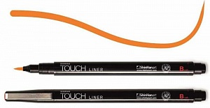 Купить Линер Touch Liner Brush оранжевый, ShinHan Art (Touch), Южная Корея