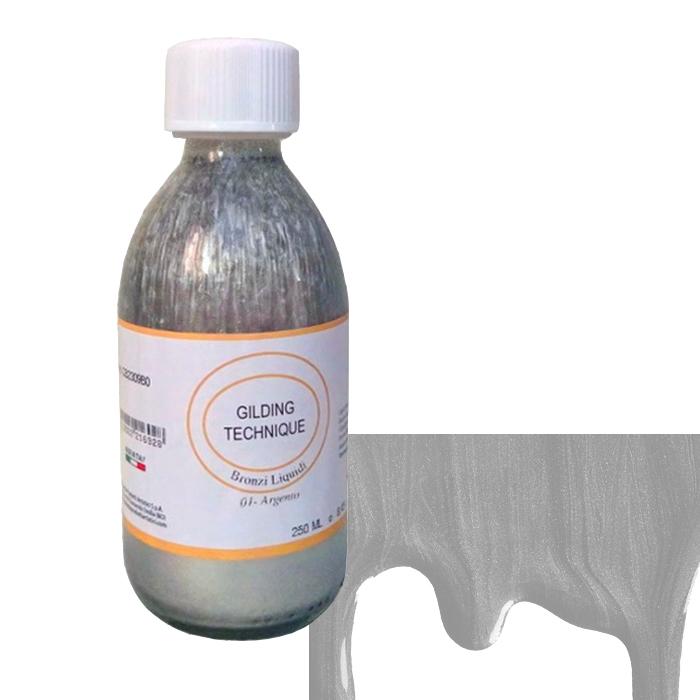 Купить Бронза жидкая Esprimo 250 мл №1 Серебро, Италия