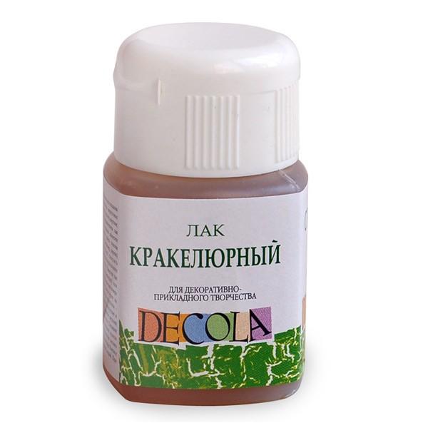 Купить Лак кракелюрный Decola 50 мл, Россия