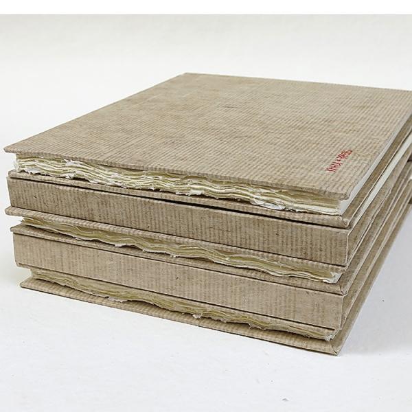 Купить Альбом для акварели KHADI PAPERS 21х26 см 32 л 210 г 100% хлопок, крупнозернистая, твердая обложки, Индия