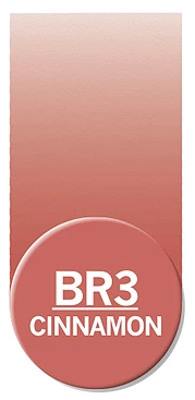 Купить Чернила Chameleon BR3 Корица 25 мл, Chameleon Art Products Ltd., Великобритания
