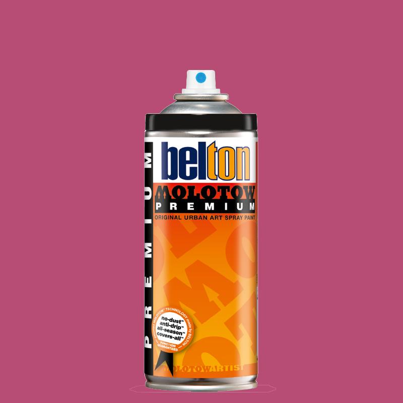 Купить Аэрозольная краска Molotow Premium belton 400 мл #054 lipstick, Германия