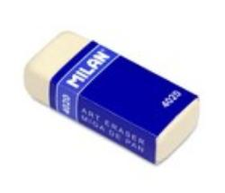 Купить Ластик MILAN 1320 для карандаша B, 2B, 4B в защ. корп. выдвижной, Испания