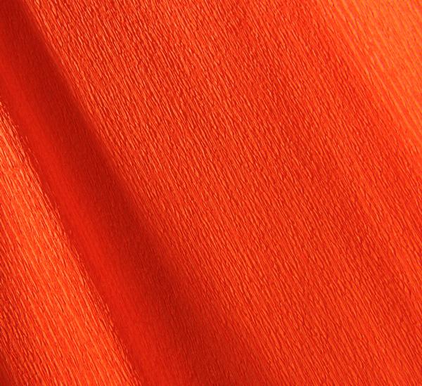 Купить Бумага крепированная Canson рулон 50х250 см 48 г Темно-оранжевый, Франция