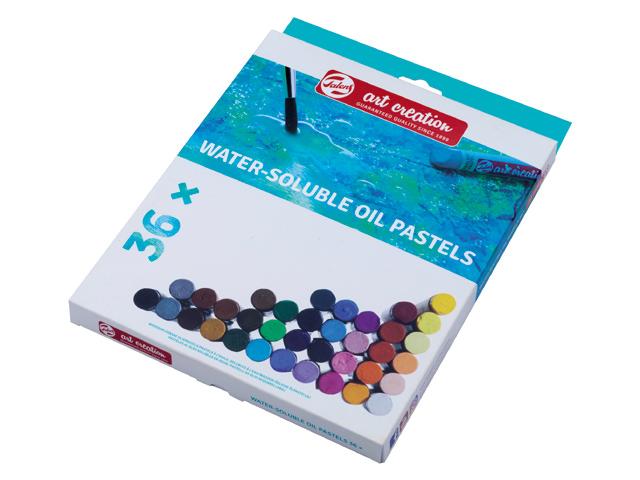 Купить Набор водорастворимой масляной пастели Talens Art Creation 36 цв, Royal Talens
