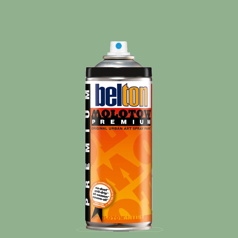 Купить Аэрозольная краска Molotow Premium belton 400 мл #132 reed, Германия