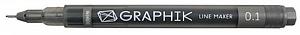 Купить Линер Derwent LINE MAKER 0, 1 мм графит