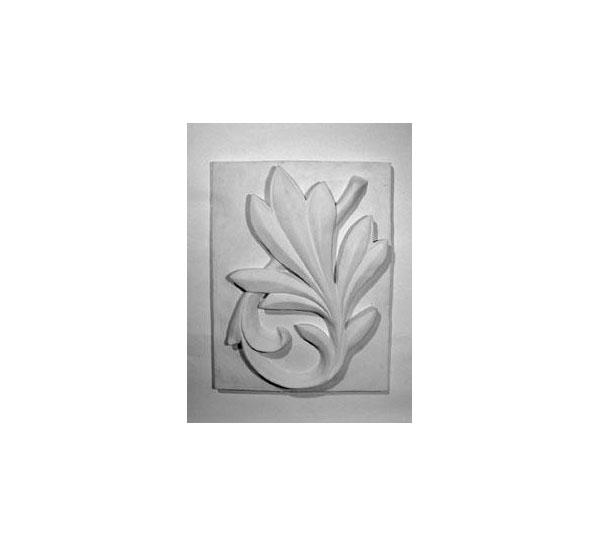 Купить Гипс Орнамент №26 Восьмилистник h.415мм, Черная речка, Россия