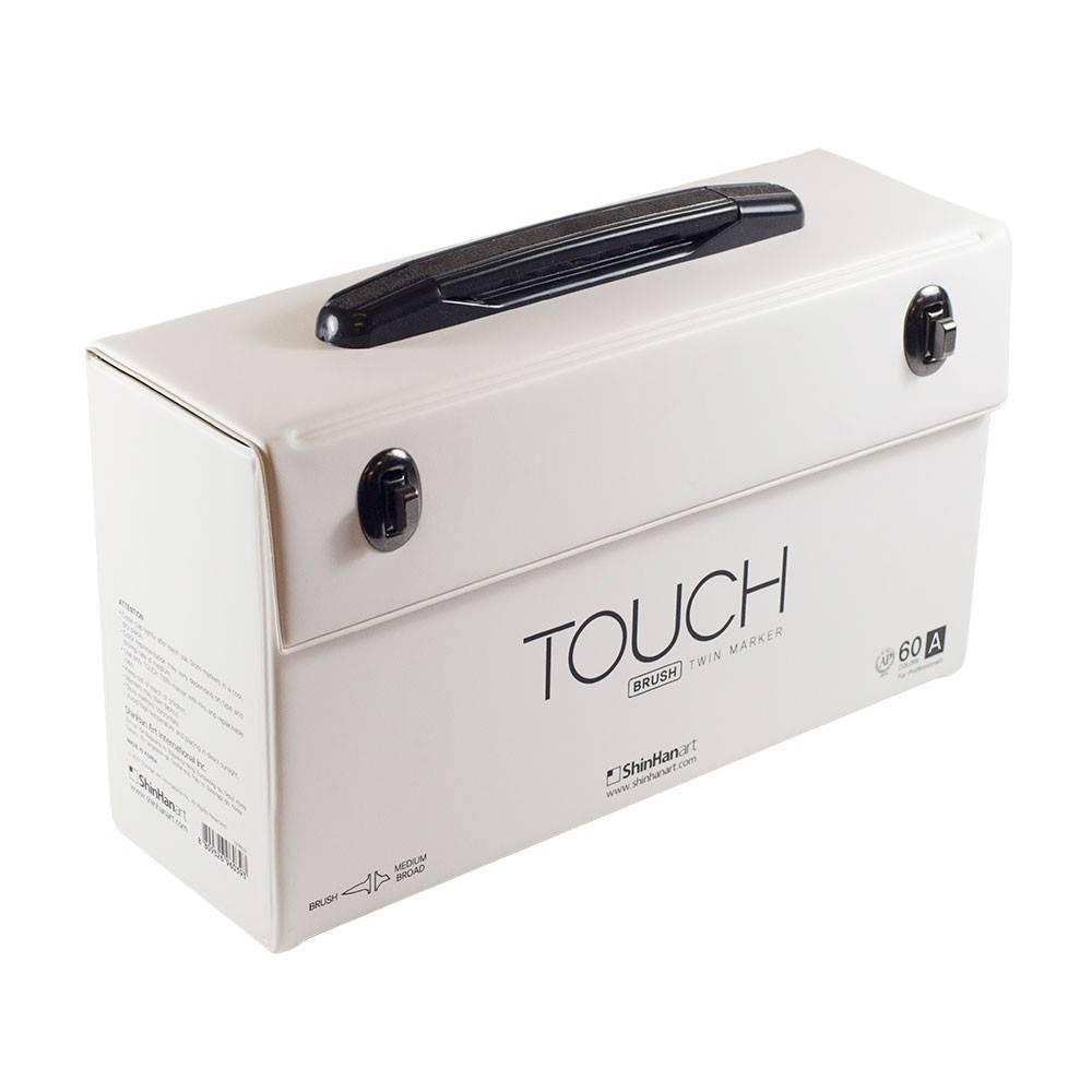 Купить Кейс для маркеров Brush Touch Twin A на 60 шт, ShinHan Art (Touch), Южная Корея