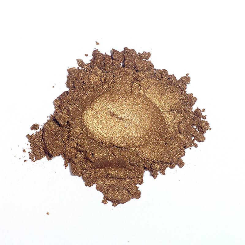Купить Перламутровый пигмент для смолы ResinArt - бронза 10 мл, Франция