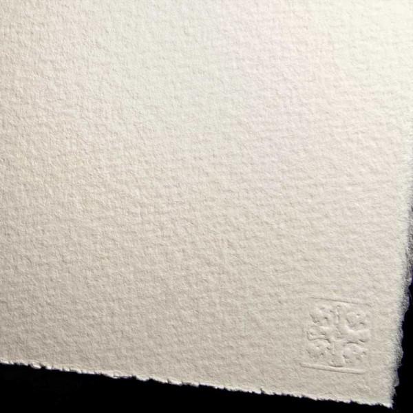 Бумага для акварели Saunders Waterford C.P.среднее зерно 56х76 см 300 г белоснежный фото