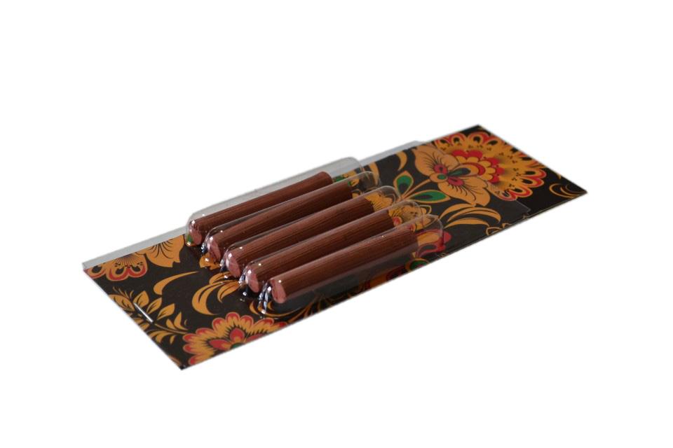 Купить Набор сангины Лига Арт в блистере 5 шт Светлая, Россия
