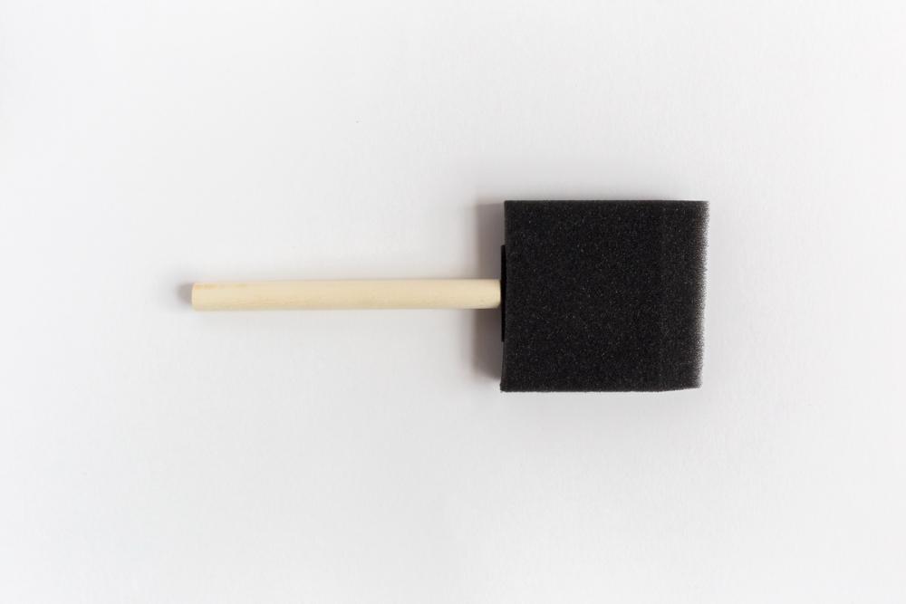 Купить Кисть-губка поролоновая плоская Малевичъ 60 мм, Китай
