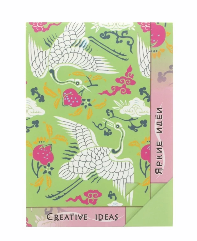 Купить Блокнот Лилия Холдинг Creative ideas 14х19, 8 см 20 л Lagoon , Россия