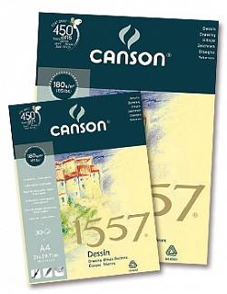 Купить Альбом-склейка для карандаша склейка А3 30 л 160 г CANSON, Франция