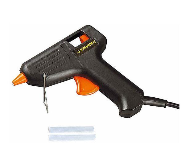 Купить Пистолет Stayer Master термоклеящий электрический 10Вт/220В/d7 мм, Германия