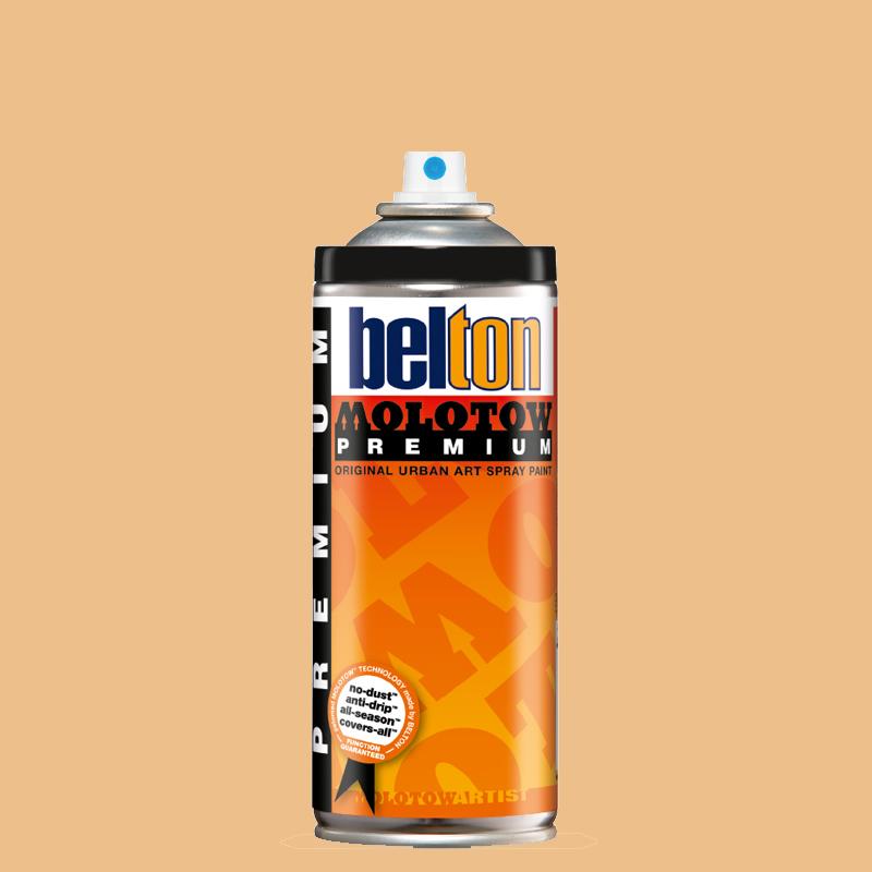 Купить Аэрозольная краска Molotow Premium belton 400 мл #196 labrador, Германия