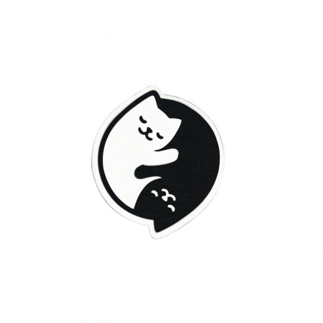 Купить Значок Котики , Kawaii Factory, Китай