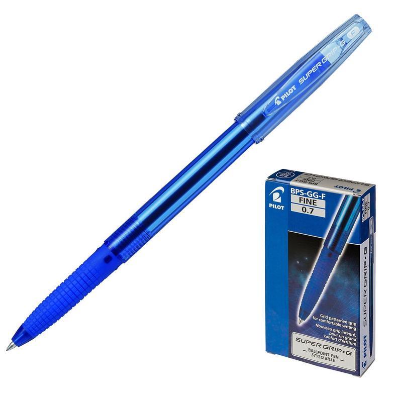 Купить Ручка шариковая Pilot 0, 7 мм, синяя, Япония