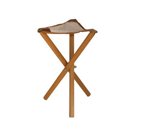 Купить Стул для пленэра (бук) высота 61, 5 см, сиденье из хлопка, ХоББитания, Китай