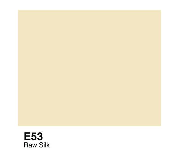 Чернила COPIC E53 (шелк-сырец, raw silk) фото