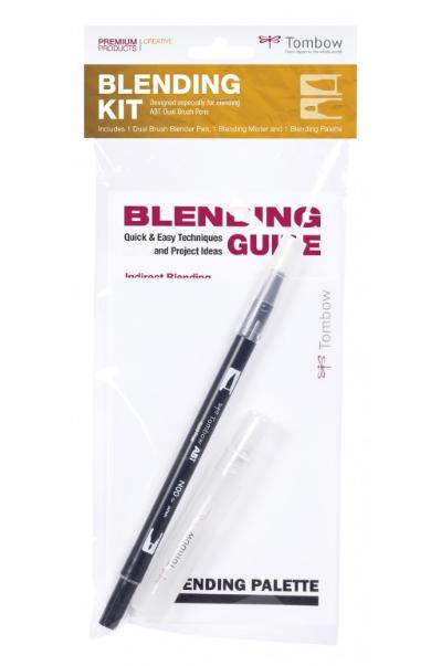 Набор для создания цветовых градиентов Tombow Blending Kit