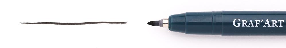 Купить Ручка капиллярная Малевичъ Graf'Art пуля M, Россия