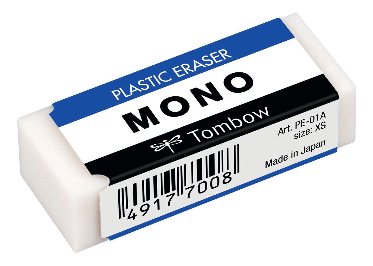 Купить Набор ластиков Tombow Mono XS 10 шт, Япония