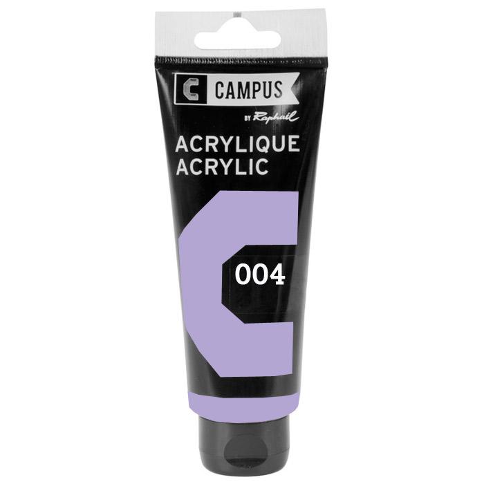 Купить Акрил Sennelier 100 мл пастельный Фиолетовый светлый, Франция