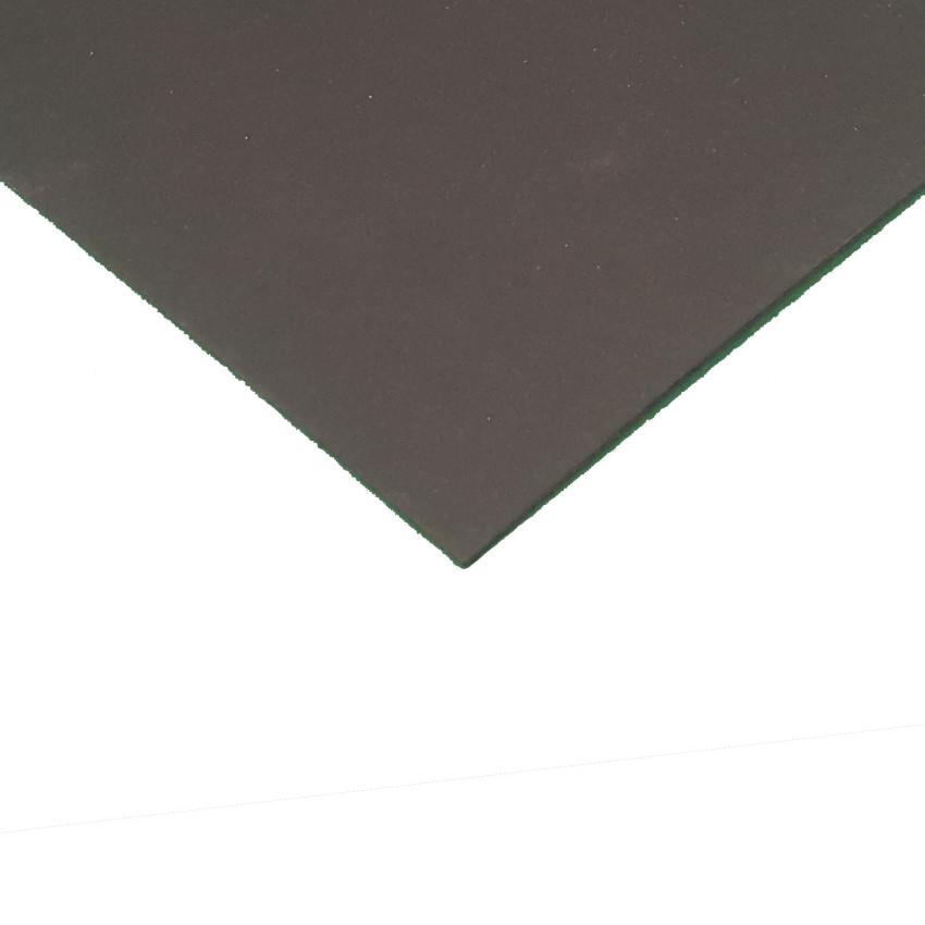 Купить Картон черный, крашенный в массе Decoriton лист 20х30 см 1, 25 мм 880 г, Россия