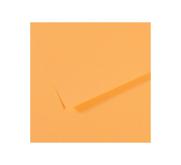Купить Бумага для пастели Canson MI-TEINTES 75x110 см 160 г №470 кукурузный, Франция