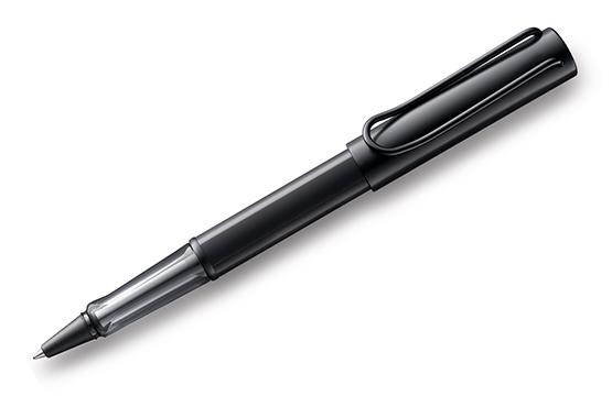 Купить Роллер чернильный LAMY 371 al-star, M63 Черный, Германия